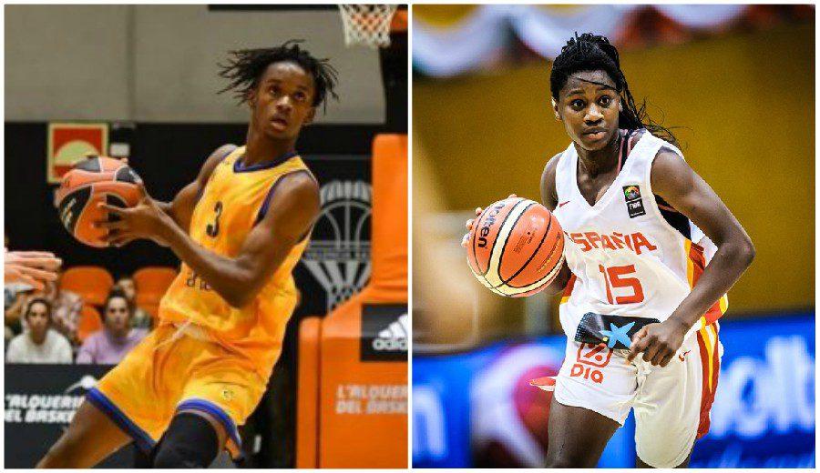 Mama Dembele y Jean Montero destacan en el Basketball Without Borders