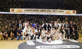 'El patio del Facu'. Crónica del Unicaja-Real Madrid, final de Copa