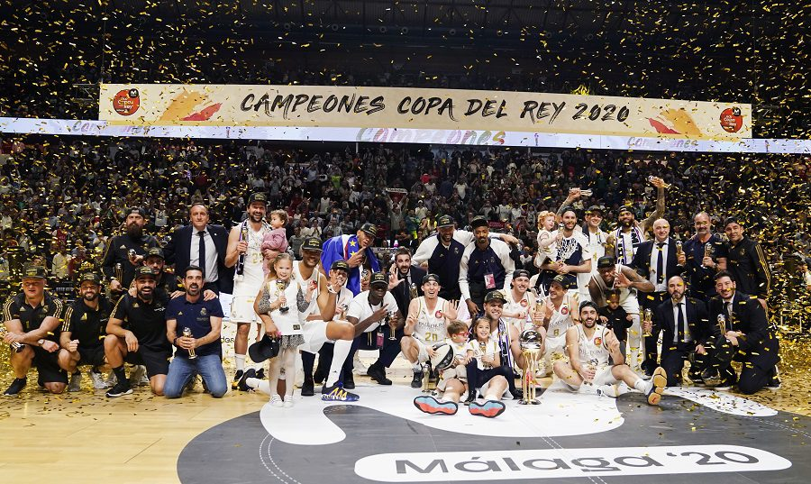 'El patio del Facu'. Crónica del Unicaja-Real Madrid, final de Copa