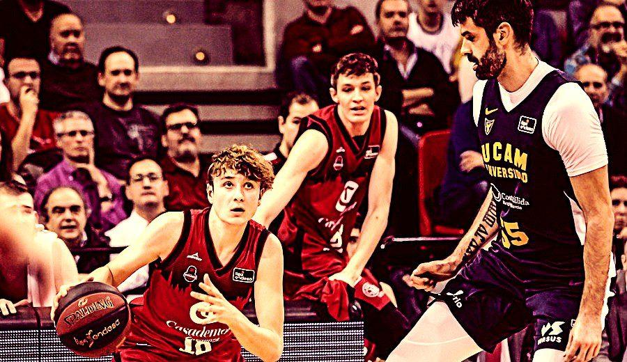 Zaragoza alardea de cantera con el debut ACB de otro joven, Josep Cera