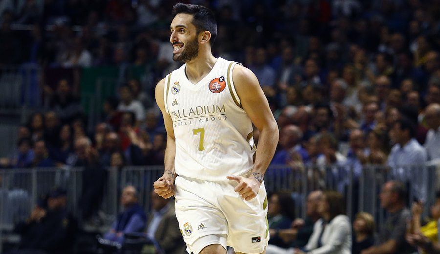 Campazzo y Tavares dominan a placer: El Real Madrid jugará la final de la Copa del Rey