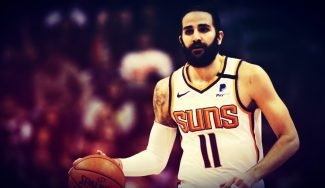 Las cifras del gran momento de Ricky Rubio, que aún cree en los playoffs para los Suns