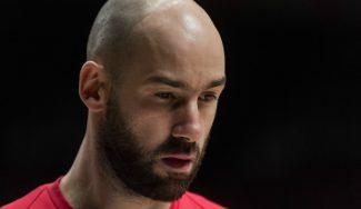 Vassilis Spanoulis, baja lo que resta de temporada