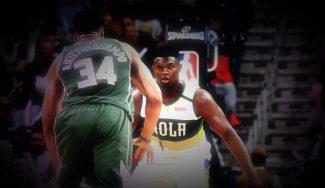 Giannis vs Zion: primer duelo entre estos dos monstruos del siglo XXI en la NBA