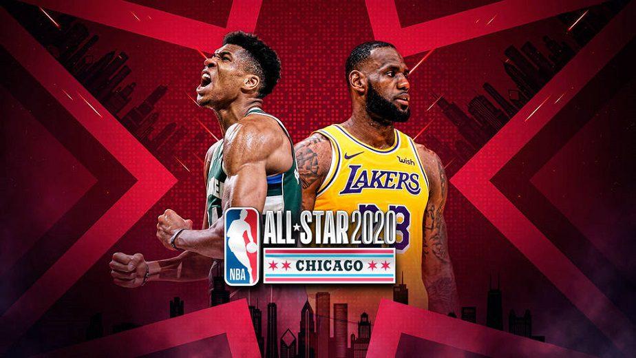 LeBron James y Giannis Antetokounmpo han elegido: estos serán sus equipos en el All-Star Game