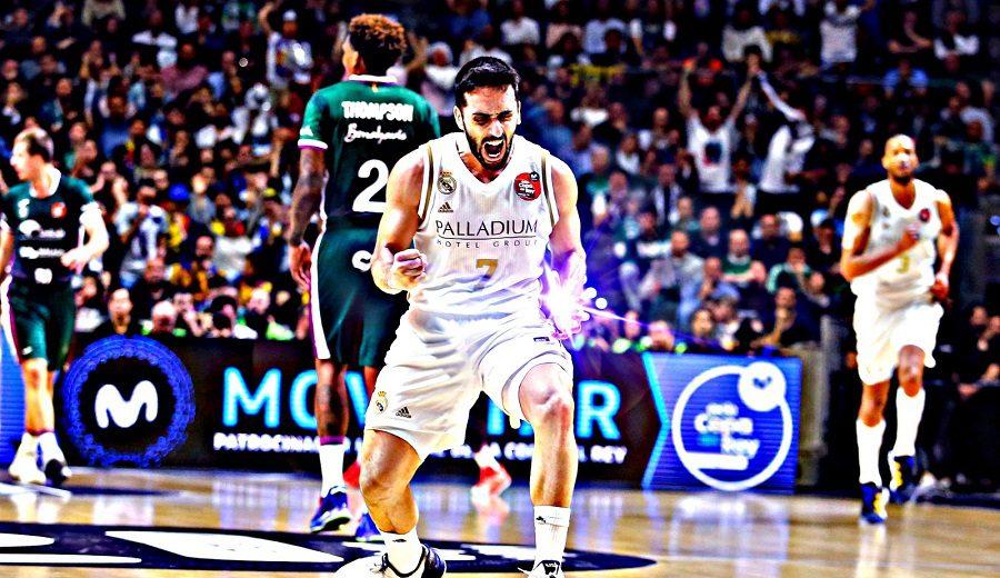 Facu Campazzo, MVP de la Copa del Rey: éstos son sus números