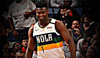 La mejor noche de Zion Williamson desde su debut en la NBA (Vídeo)