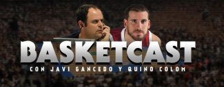 Nuevo episodio de BasketCast: Javi Gancedo y Quino Colom con Josep Franch (Podcast)