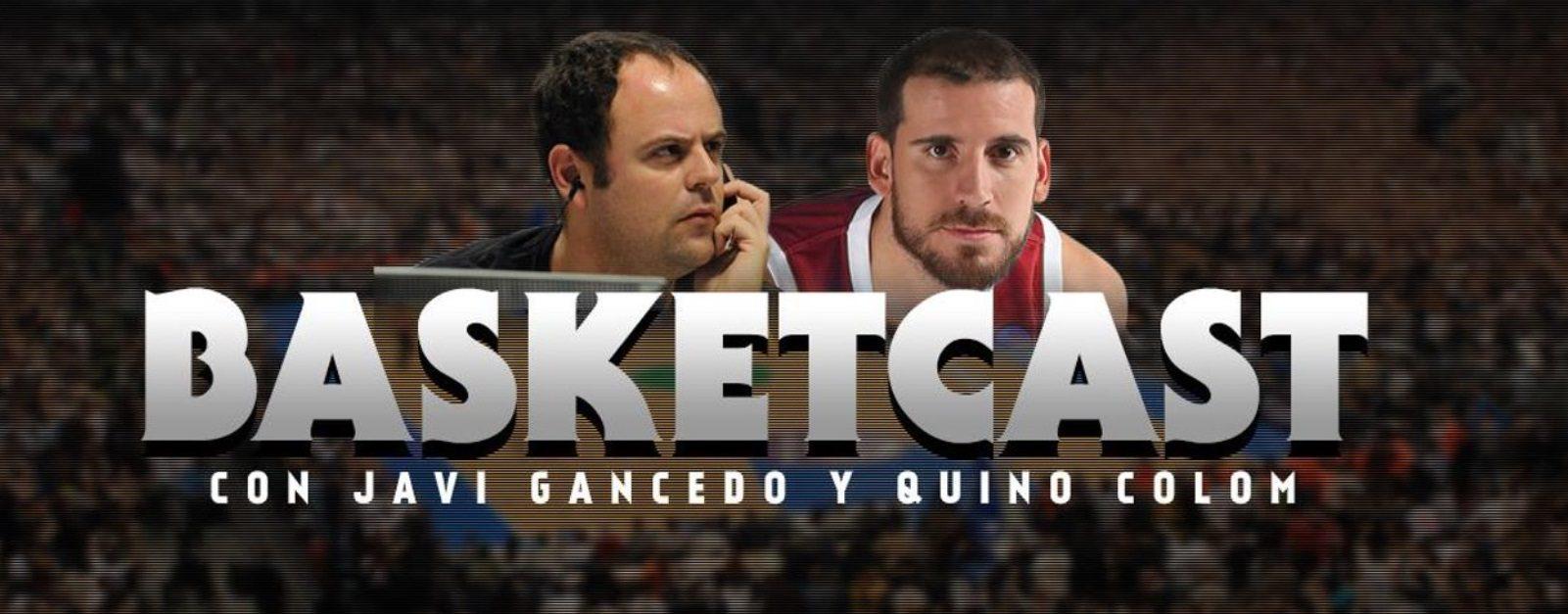 Nuevo episodio de BasketCast: Javi Gancedo y Quino Colom con Josep Franch (Podcast)