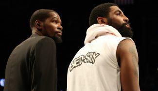 Así está la situación de Irving y Durant: no volverán hasta el próximo año