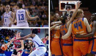 Sin duelos nacionales y ante equipos de Euroliga en la Eurocup para los españoles…