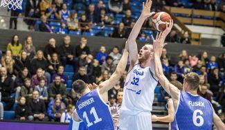 Monstruoso partido del ACB Tryggvi Hlinason con Islandia en las 'ventanas FIBA'
