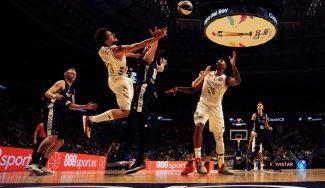 Sergio Llull despierta y el Real Madrid se mete en semis ganando al Bilbao Basket