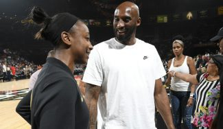 Gold Mamba homenajea a Kobe: así se está saliendo Jewell Loyd tras la muerte de Bryant