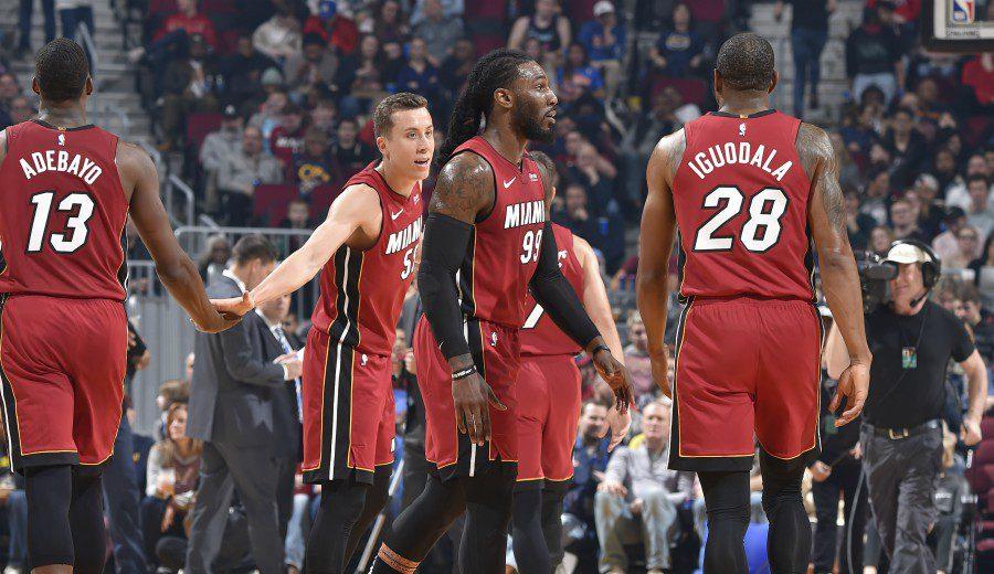 'Bestias del Sur Salvaje'. Piti Hurtado desgrana la reinvención de los Miami Heat