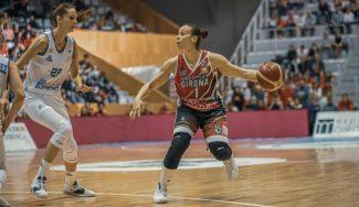 Perfumerías Avenida roza la remontada, pero Spar Citylift Girona mete presión en la Liga Femenina Endesa