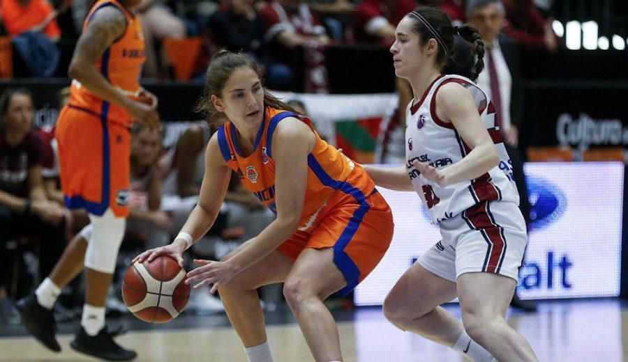 Rosó Buch juega su mejor partido en Valencia Basket: así lo está haciendo desde su llegada