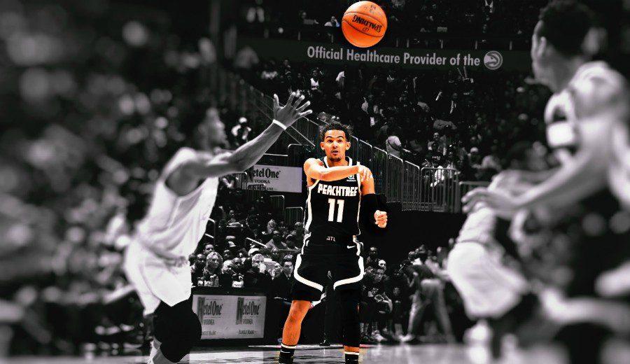 El mejor partido de Trae Young en la NBA: números de escándalo