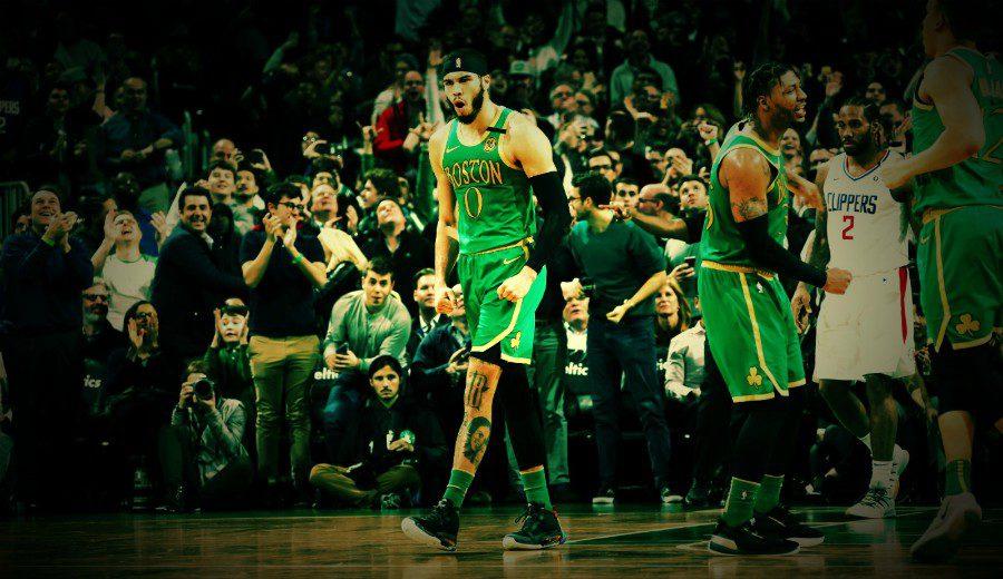 Sensacional: Clippers y Celtics firman uno de los partidos del año en la NBA