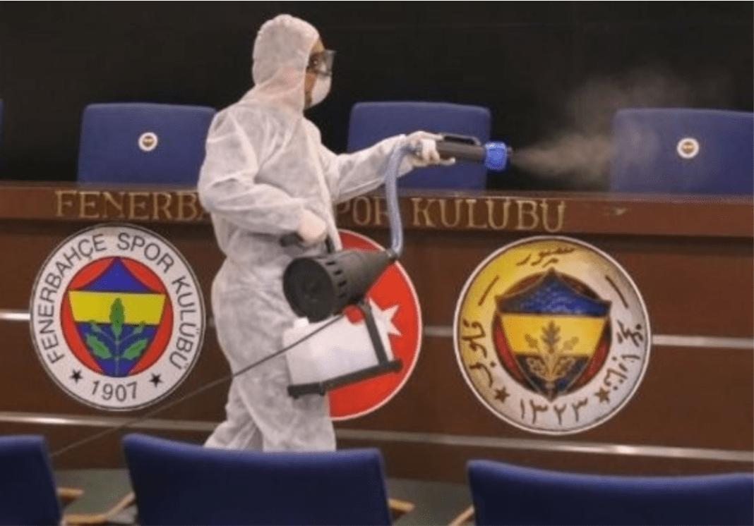 Coronavirus en el basket turco: tres positivos en el Fenerbahçe