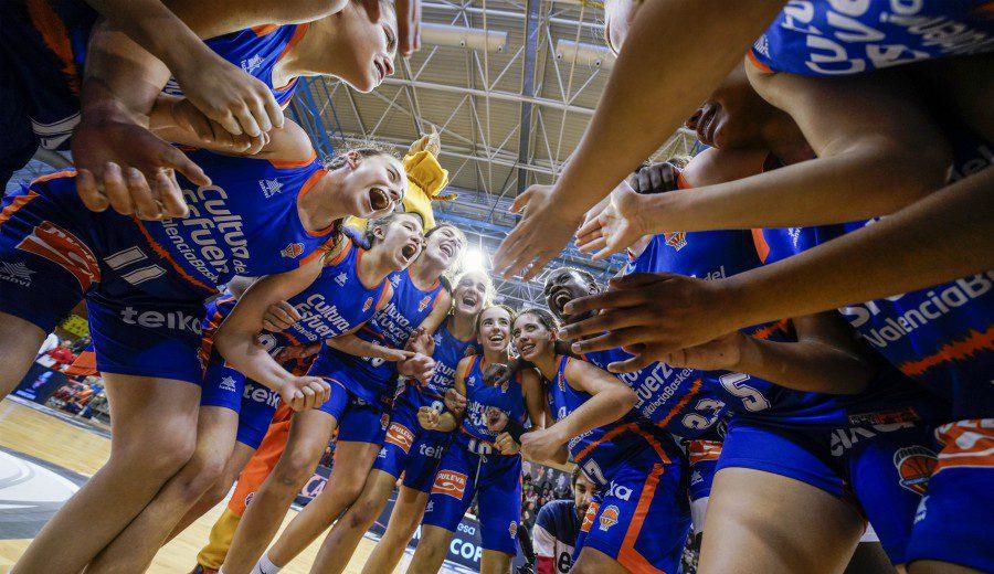 El Fundación Valencia Basket se impone en la Minicopa LF Endesa