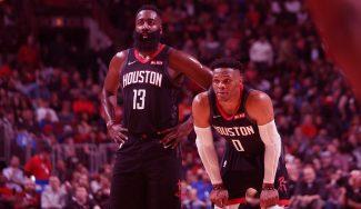 Los Rockets asustan: Harden, Westbrook y los números de su buena racha
