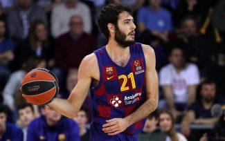 El mejor Abrines lidera al Barça en Alemania: octava victoria seguida en Euroliga