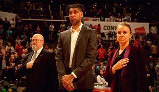 Circunstancia especial: Tim Duncan debuta como entrenador principal en la NBA
