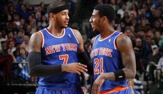 Shumpert habla de la humildad de Carmelo Anthony como líder en los Knicks