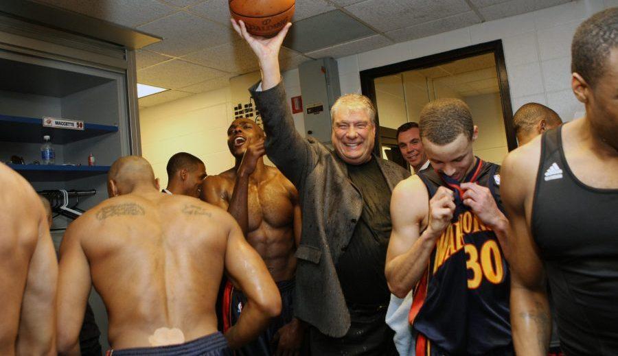 En los Warriors del «We Believe» el primer incrédulo era el entrenador