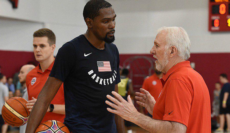 Kevin Durant, positivo por coronavirus. Otros tres jugadores de los Nets, también
