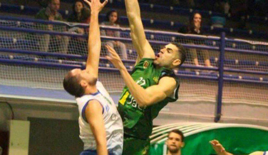 Pedro Romera, MVP de la jornada EBA con una exhibición en su tierra