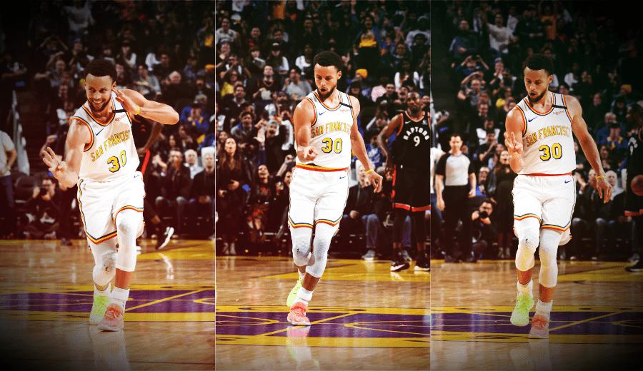 Stephen Curry regresa tras perderse 58 partidos. Lo mejor en su vuelta a las canchas… (Vídeo)