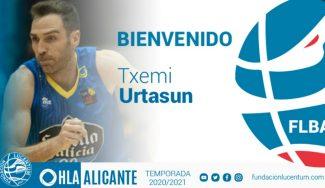 Txemi Urtasun jugará en el HLA Alicante: repaso a la carrera de este mítico jugador
