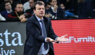 Duras palabras de Ataman tras la derrota de Efes ante el Real Madrid
