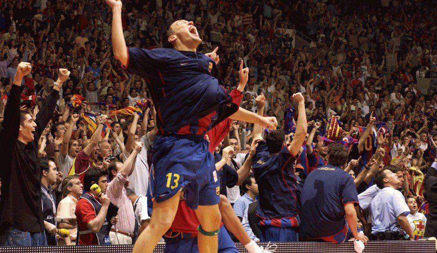La primera Euroliga del Barça en la mítica final contra la Benetton en el Palau (PARTIDO COMPLETO)