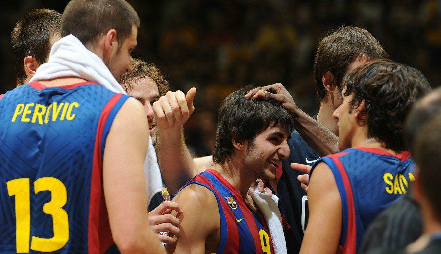 El día que el Barça ganó la Euroliga con Navarro MVP y en su ciudad maldita (PARTIDO COMPLETO)