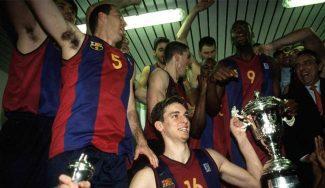 La Copa de Pau Gasol: así explotó en 2001 ante el Madrid (PARTIDO COMPLETO)