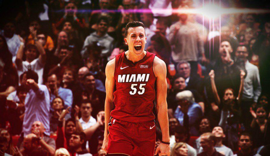 La explosión de Duncan Robinson: récord desde el triple en una noche salvaje de Miami