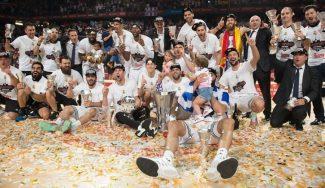 Cuando el Real Madrid volvió a ganar la Euroliga… dos décadas después (PARTIDO COMPLETO)