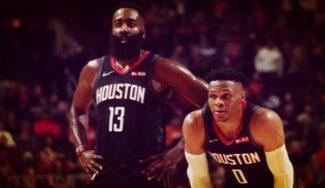 Harden y Westbrook, los reyes del cuádruple-doble con pérdidas