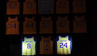 Ranking NBA: todas las camisetas retiradas de la historia