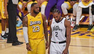 Cómo y dónde ver el Lakers – Clippers, el partidazo del NBA Sundays