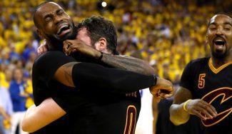 Los minutos decisivos de una gesta histórica: el Anillo de los Cavs de LeBron James