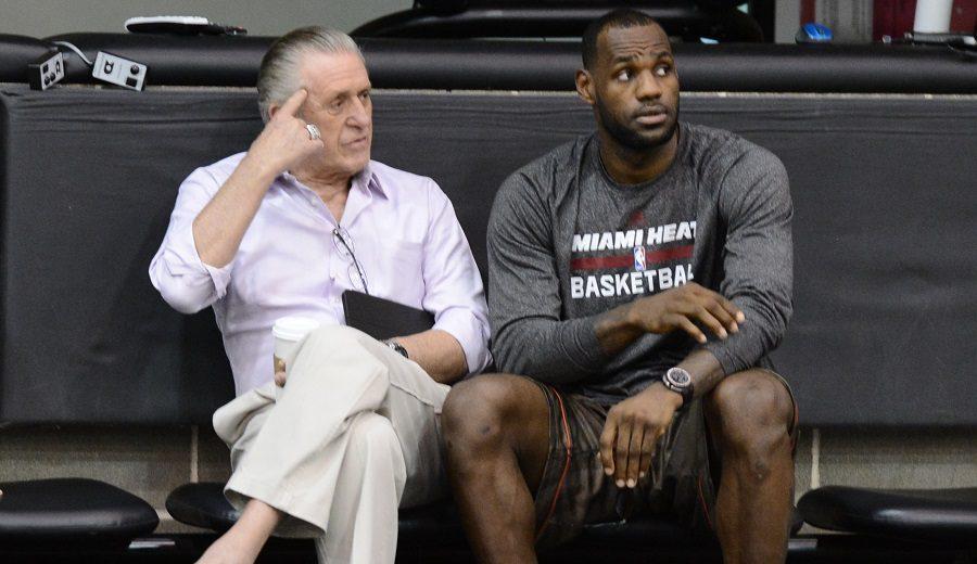 2012, Miami y «la ruptura más rápida de la historia del deporte»: LeBron lo explica