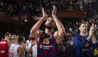 Remontada épica del Barcelona con Nikola Mirotic a la cabeza