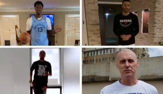 Se puede mejorar en casa… ¡y mucho! El programa Jr NBA te lo demuestra