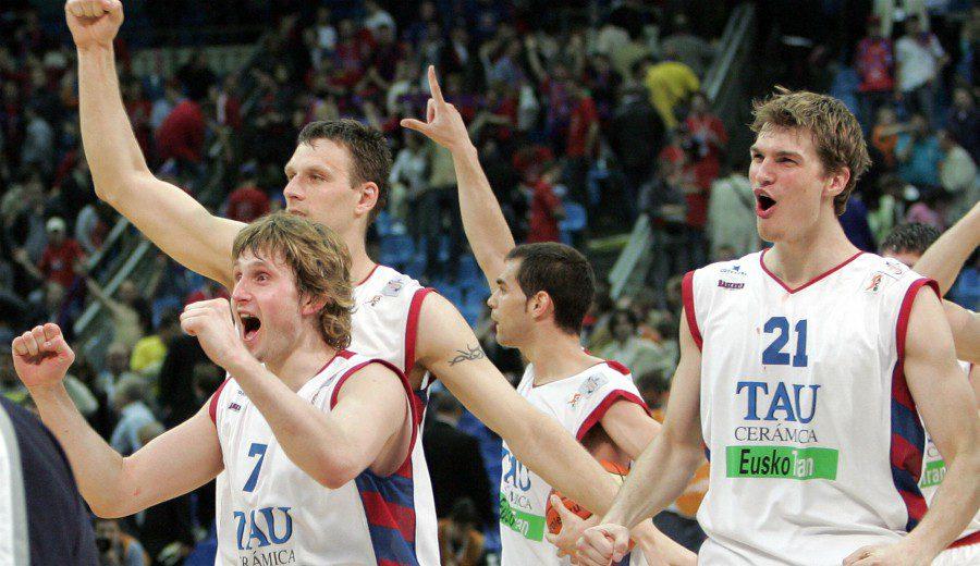 Sólo Jasikevicius pudo con ellos: final de la Euroliga 2005, con Baskonia como protagonista (PARTIDO COMPLETO)