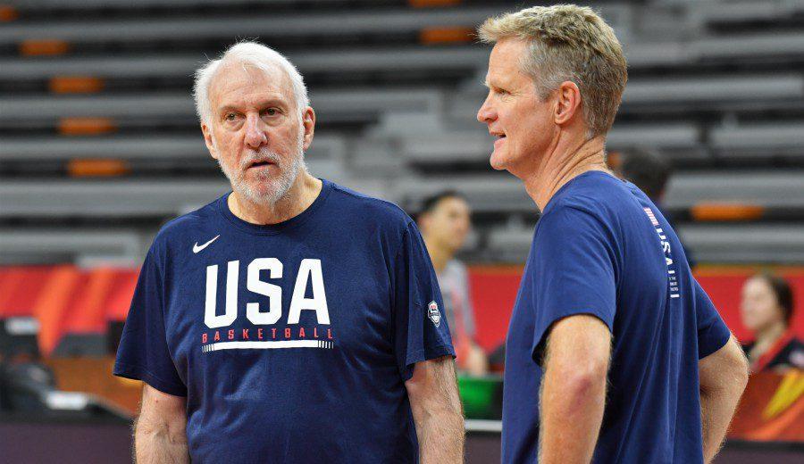 USA Basketball sigue el plan: prepararán los Juegos a la espera de nuevas noticias