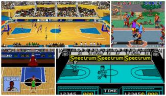 Ocho videojuegos clásicos de baloncesto que quizás no recuerdes
